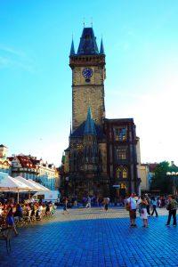Prag Saat Kulesi