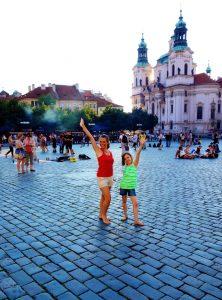 Prag Saat Kulesi Meydanı 2