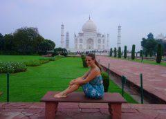 Hindistan deyince… Agra, Tac Mahal'deyim…