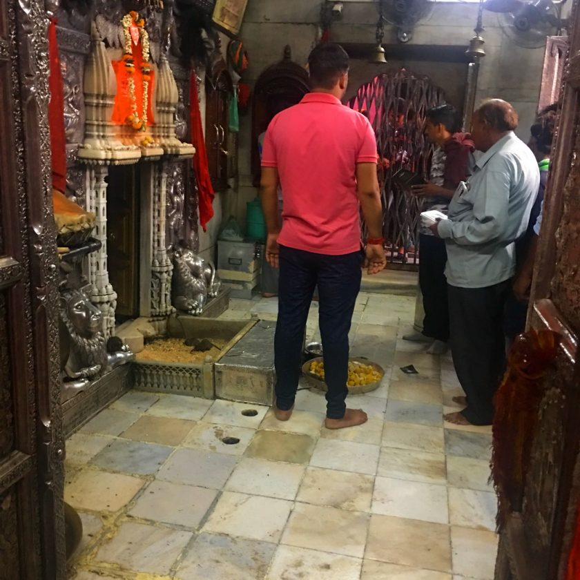 Fare Tapınağı ile Bikaner