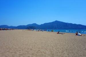Dalyan - İztuzu Plajı
