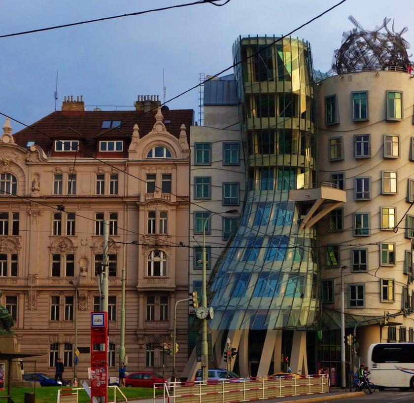 Zamanı durdurmak için Prag...