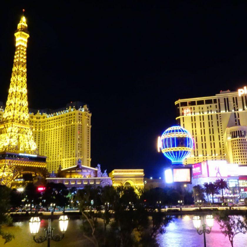 Günahlar Şehri Las Vegas!