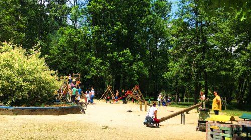 Saraybosna'nın Yeşil Kalbi... Vrelo Bosne Parkı...