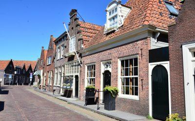 Monnickendam'da bir saat...