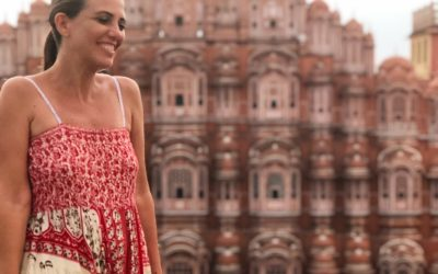 Pembe Işıltı... Jaipur...