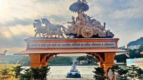 Büyülü Şehir Rishikesh