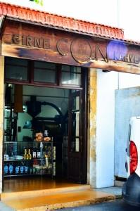 Kıbrıs Girne Sokakları Con Kahve